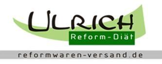 Ulrich Reform Diät